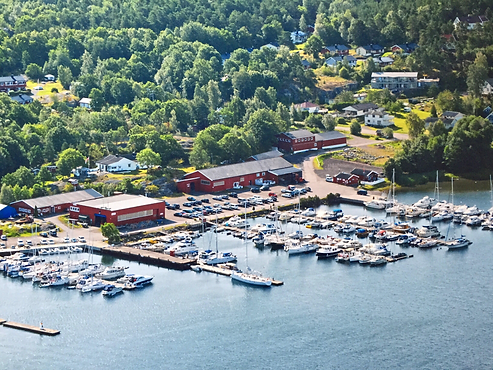 Best Marina i Vestold Mågerø Marina