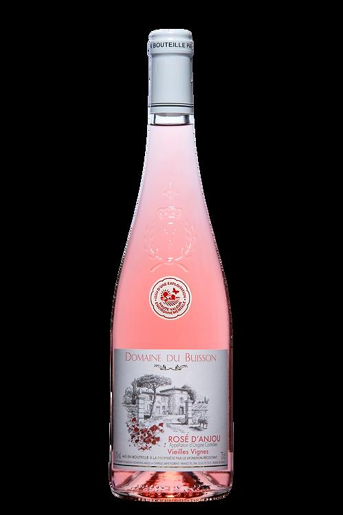 """AOC Rosé d'Anjou """"Domaine du Buisson"""", Vieilles Vignes"""