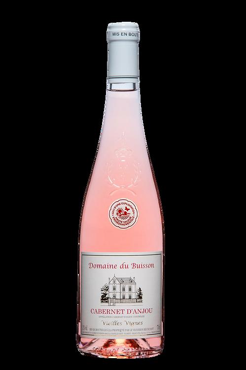 """AOC Cabernet d'Anjou """"Domaine du Buisson"""", Vieilles Vignes"""
