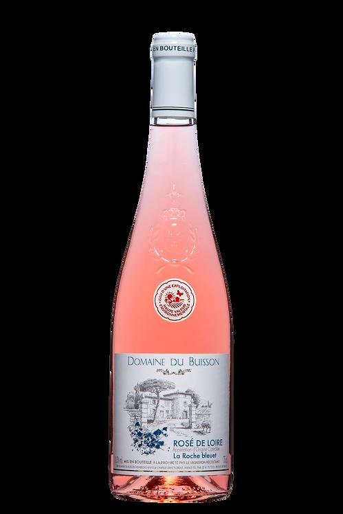 """AOC Rosé de Loire - La Roche Bleuet """"Domaine du Buisson"""""""