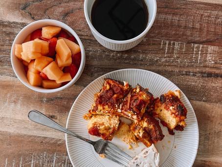 Mexican Style Breakfast Casserole