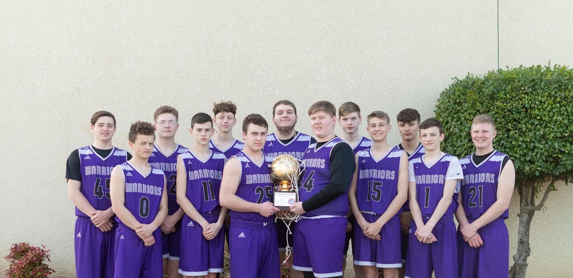 Claremore Christian School High School Basketball