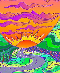 retro-hippie-style-psychedelic-landscape