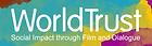 Logo for World Trust: Social Impact through Film and Dialogue
