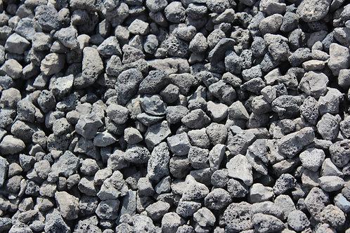 "3/4"" Black Lava"