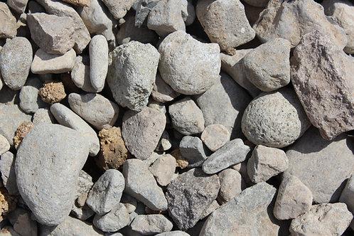 "4"" Minus River Rock (Dayton)"