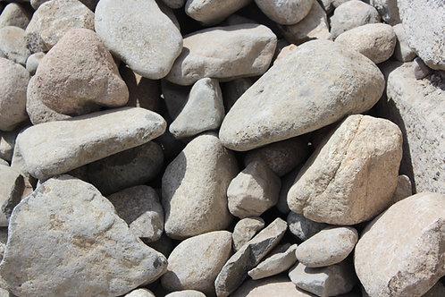 "3""x8"" River Rock"