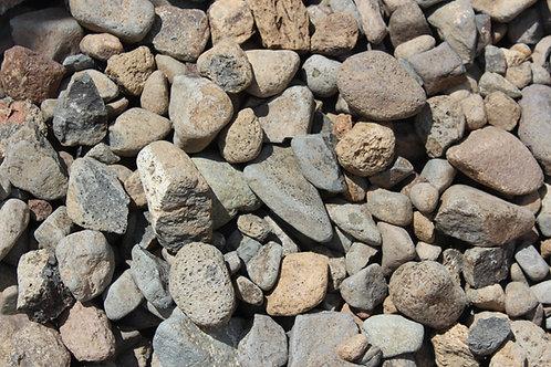 "4"" Minus River Rock (Pyramid)"