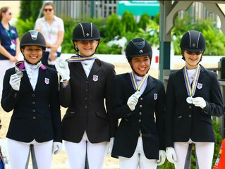 Junior Veronica West Reflects on the NAJYRC