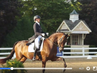 Carly Taylor-Smith at USEF Championships