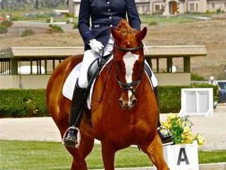 Lehua Custer to Judge LA2015 Special Olympics World Games - Dressage
