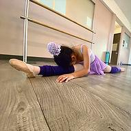 Clase de Ballet para niñas