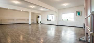 Salón amplio