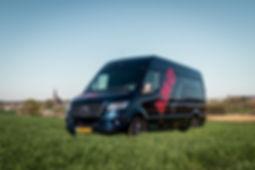 Onze SMO Bedrijfsbus