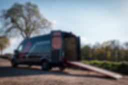 Laadklep SMO Bedrijfsbus