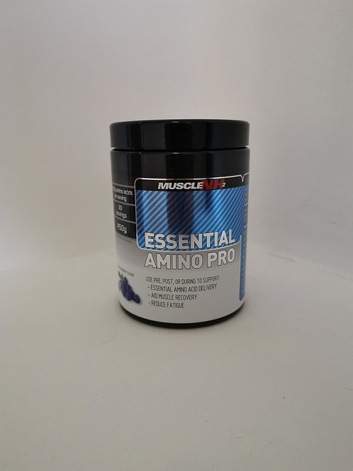 Muscle NH2 Essential Amino Acids