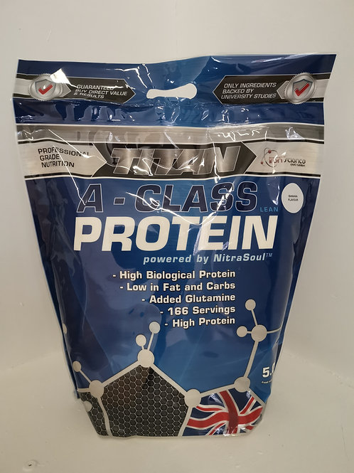 Iron Science Titan A-Class Protein 5kg