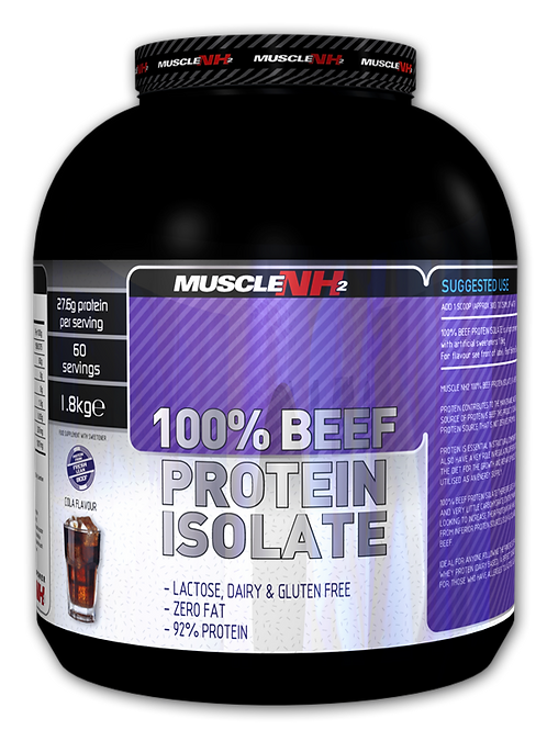 100% Beef Protein Isolate