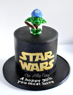 NY Yankee Yoda