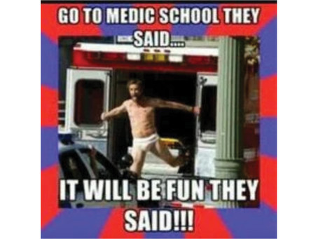 5 tips before you start paramedic school