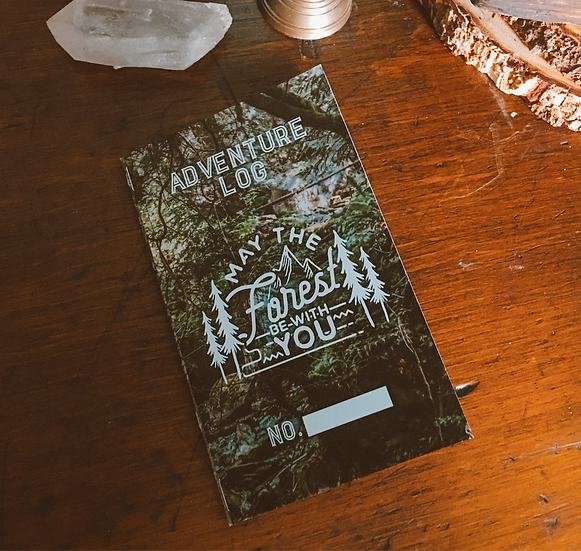 May the Forest be with you Adventure Log