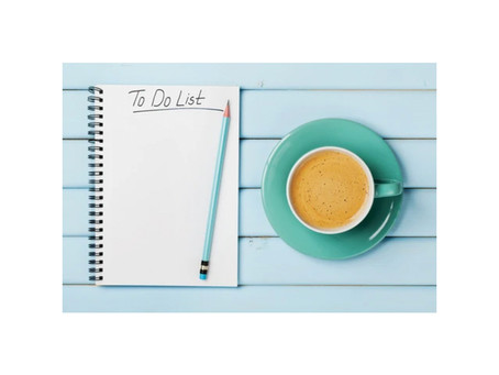 To-Do Lists Are Something You Should Do