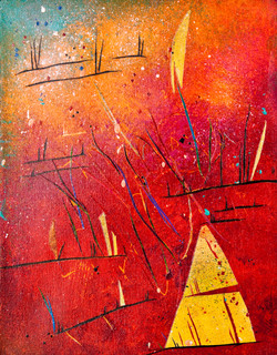 Winds: Tepee - 11x14