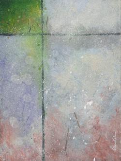 Sidewalk Junction - 12x16, $450