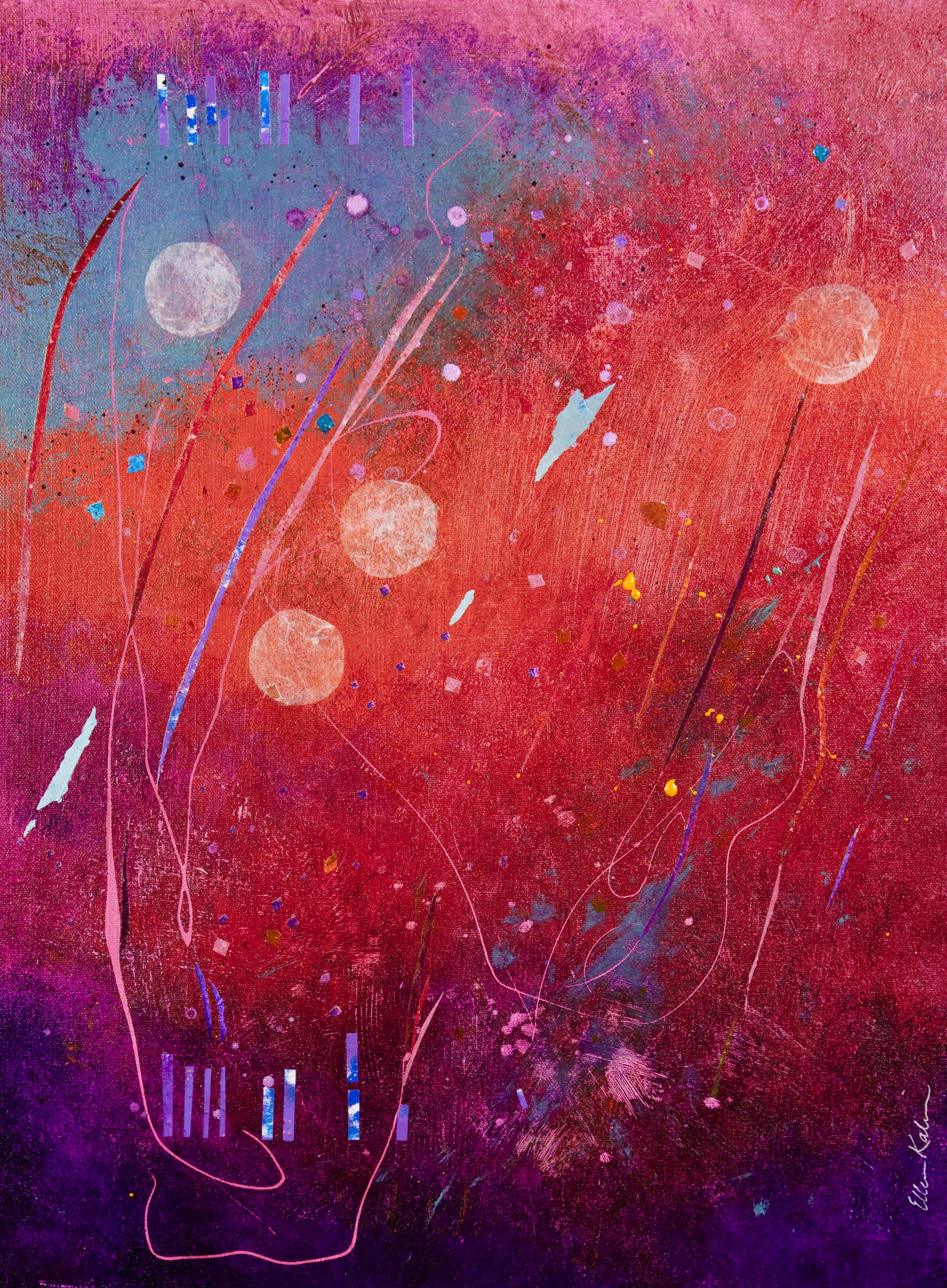 Bright Storm - 18x24