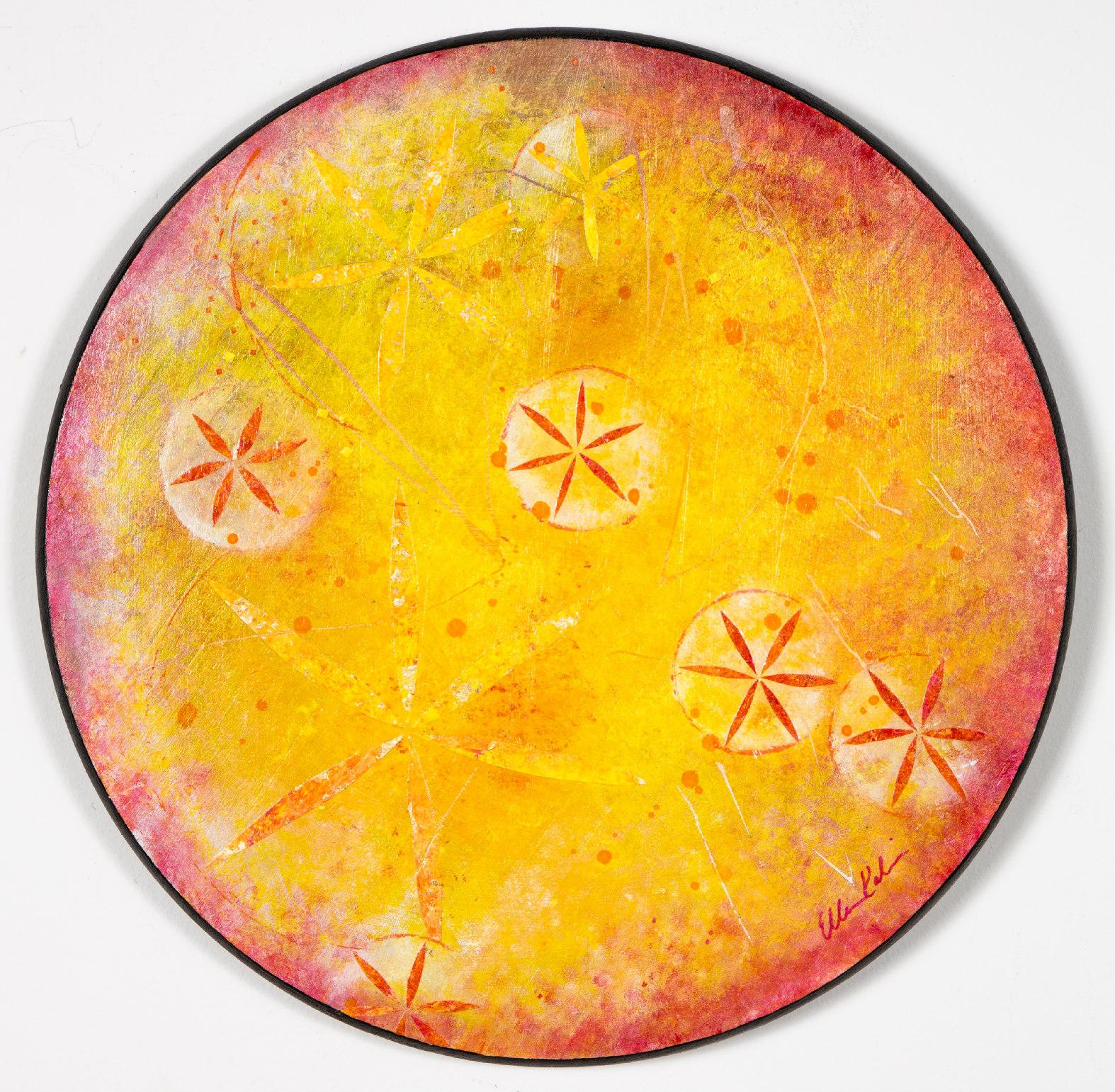 """Sun Signs VI, 17.5"""", $525"""