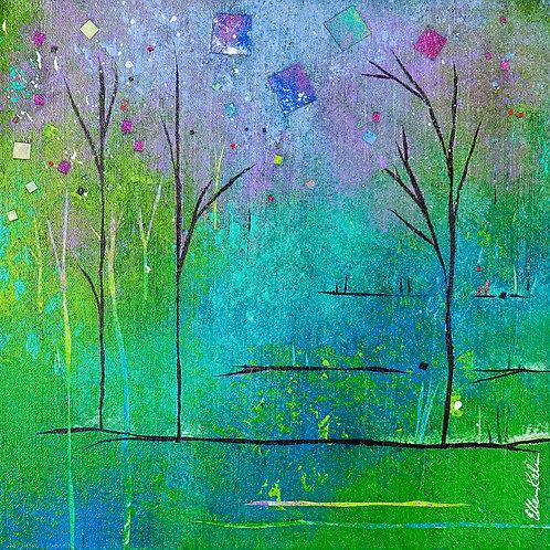 Trees & Terrace