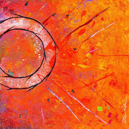 Sun: Wild Orange Sky