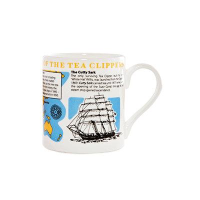 Clipper tea trade