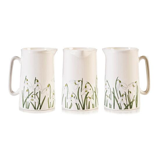 Snowdrop jug