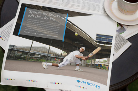 Barclays Spaces for Sports