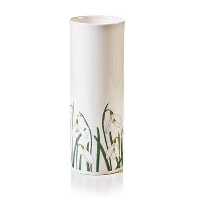 Snowdrops vase