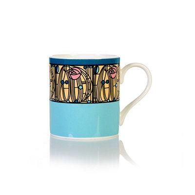 Charles Rennie Mackintosh glass 1