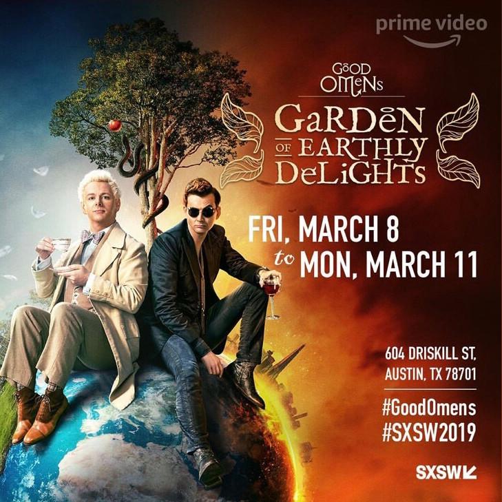 SXSW: Garden of Earthly Delights