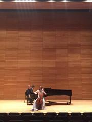 Masters Recital at University of Michigan