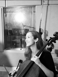 From recording session with Caroline Buse