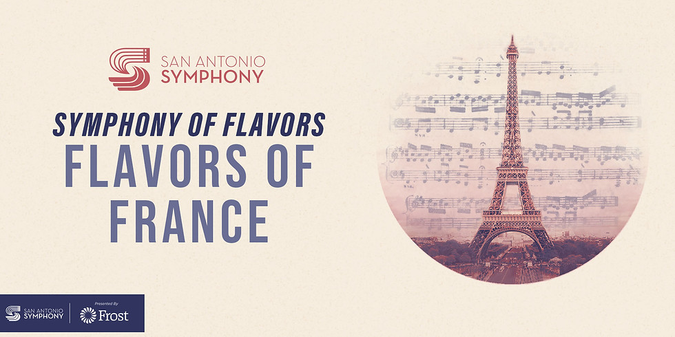 San Antonio Symphony: Flavors of France