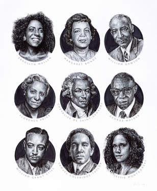 Nine Composers (who all happen to be Black)