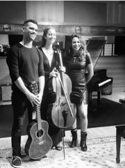 Recording session with Rioaluna
