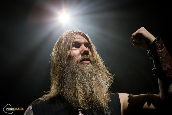 Amon Amarth & Grand Magus at Fuzz Live Music Club, Athens