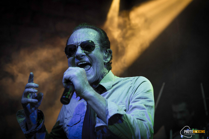 Graham Bonnet & Mystery live at Crow Club, Athens