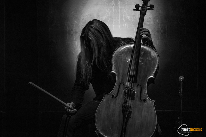 Apocalyptica at Gazi Music Hall, Athens