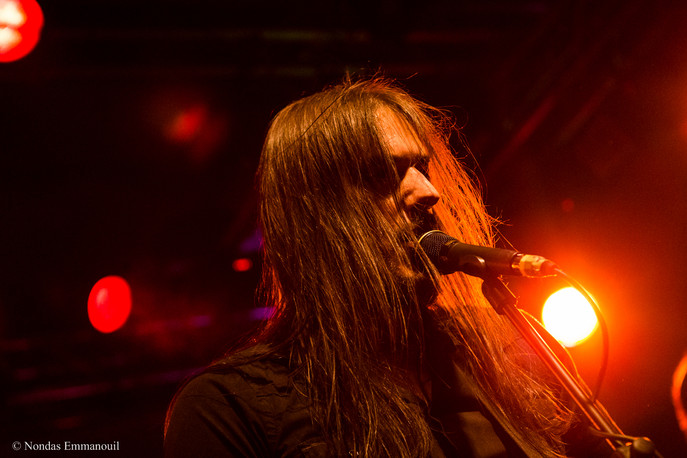 Sorrowful Angels live at Kyttato Live Club, Athens
