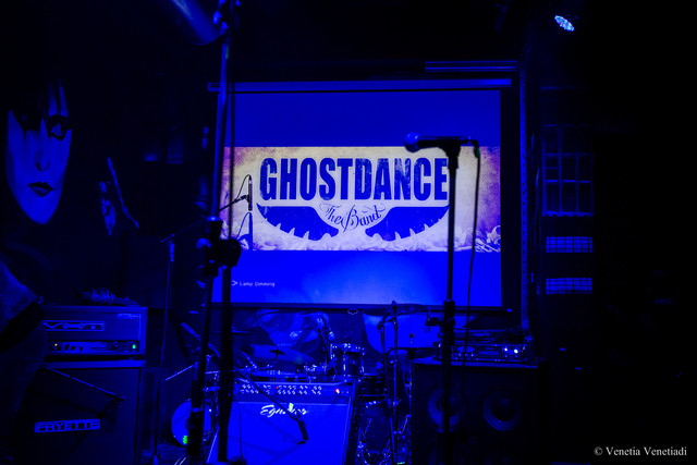 GHOSTDANCE The Band