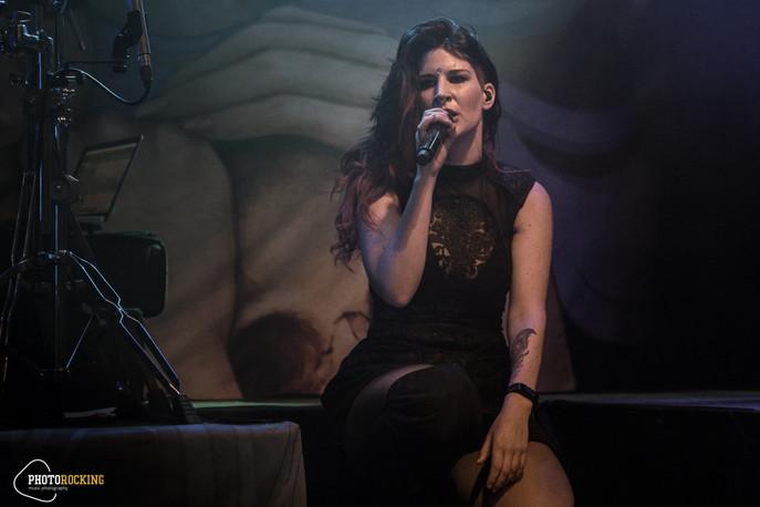 Delain, Sirenia, Sede Vacante at Kyttaro Live Stage, Athens