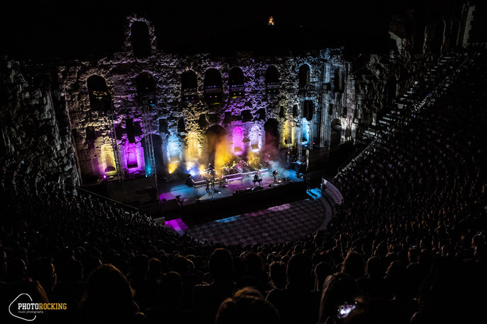 Bryan Ferry @ Odeon of Herodes Atticus